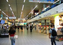 Schiphol Airport in Amsterdam tourism destinations